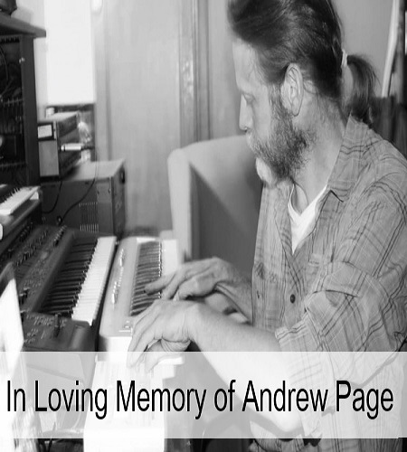 Remembering Andrew Page Name