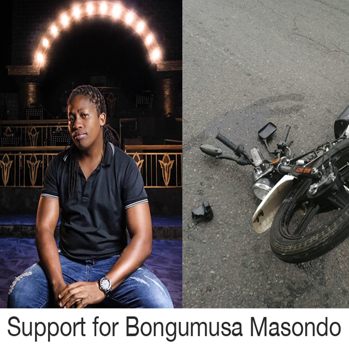 Support for Bongumusa Name