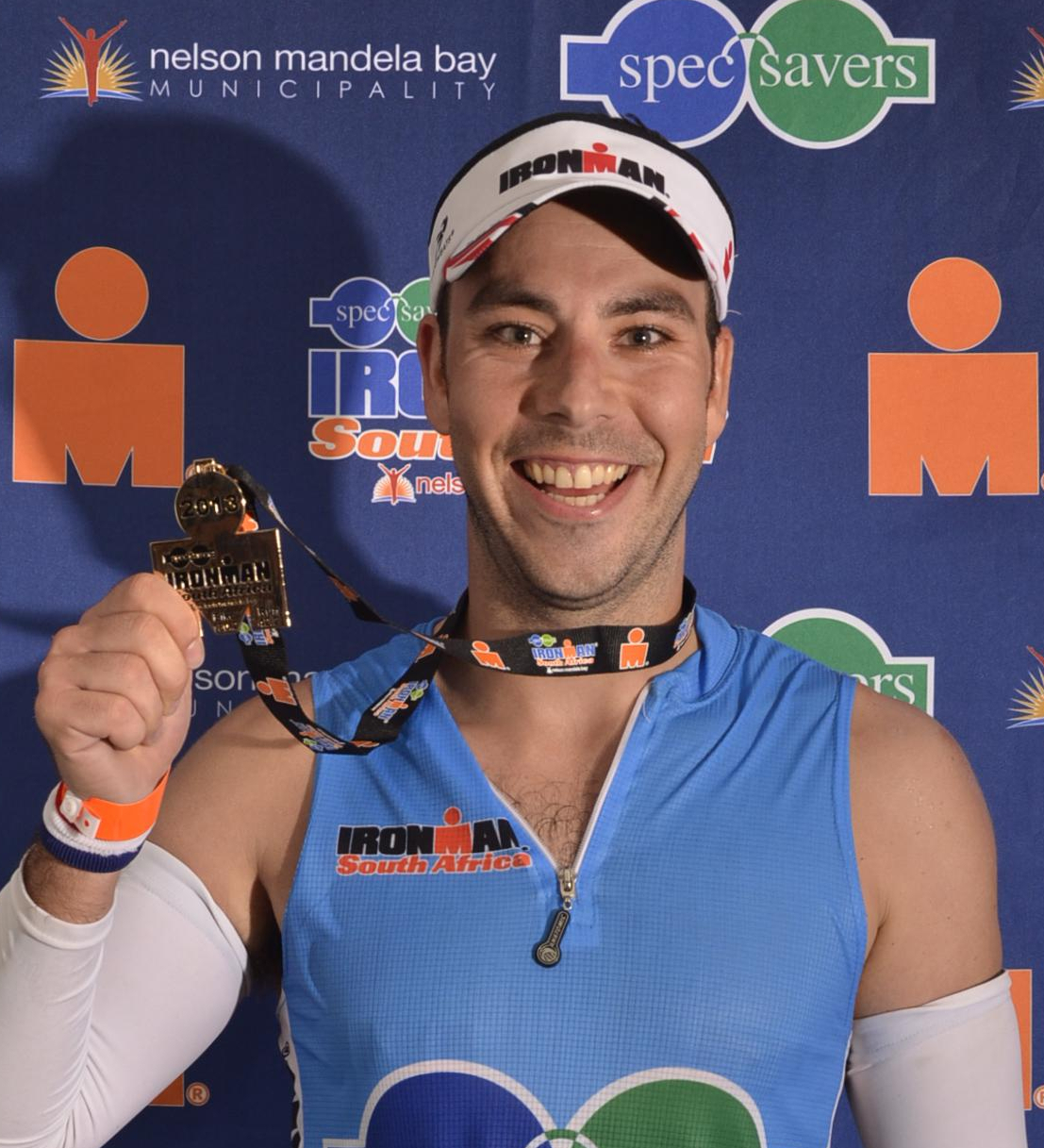 Jonathan's Ironman for the Smile Foundation