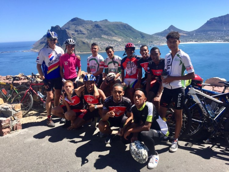 Help Ari's Angels Ride the Cape Town Cycle Tour 2018