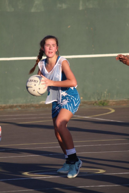 A Netball Mauritius Dream for Charlene