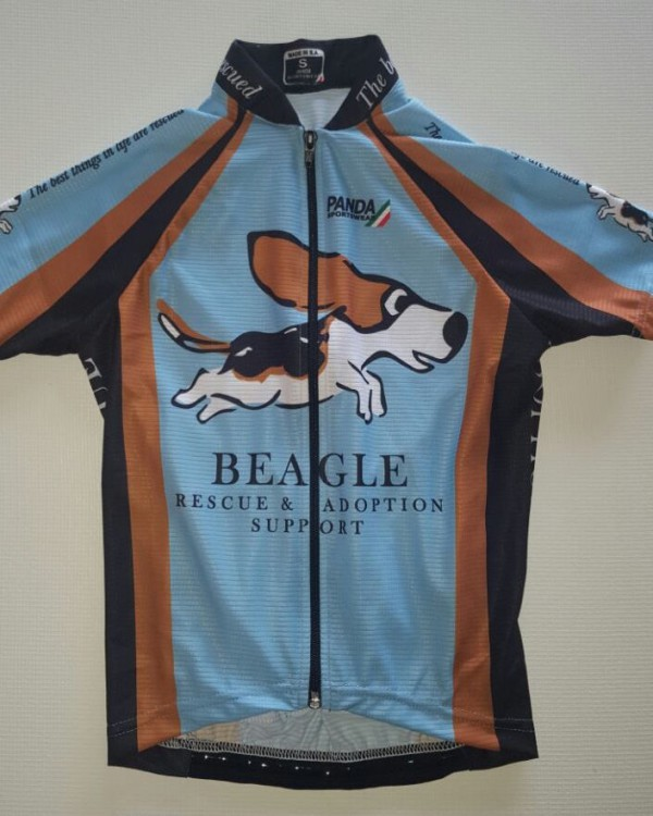 Johan's 947 Cycle for Beagle Rescue