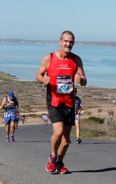 Running the 50th Two Oceans Ultra for ADHD