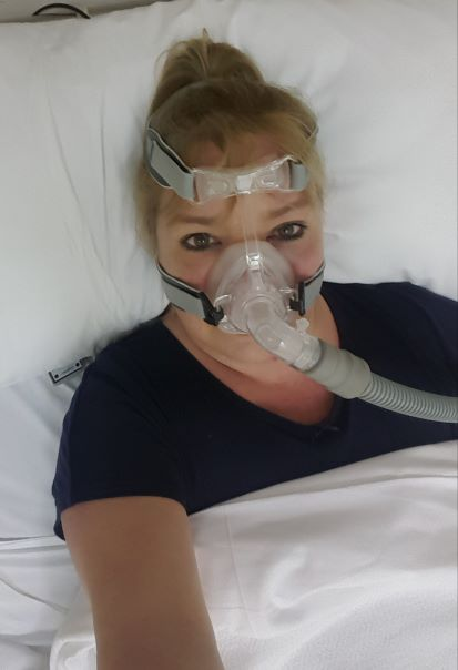 Help me fund a much needed CPAP machine