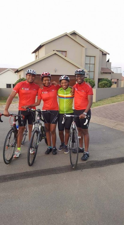 Cycling for Malawi Hospitals
