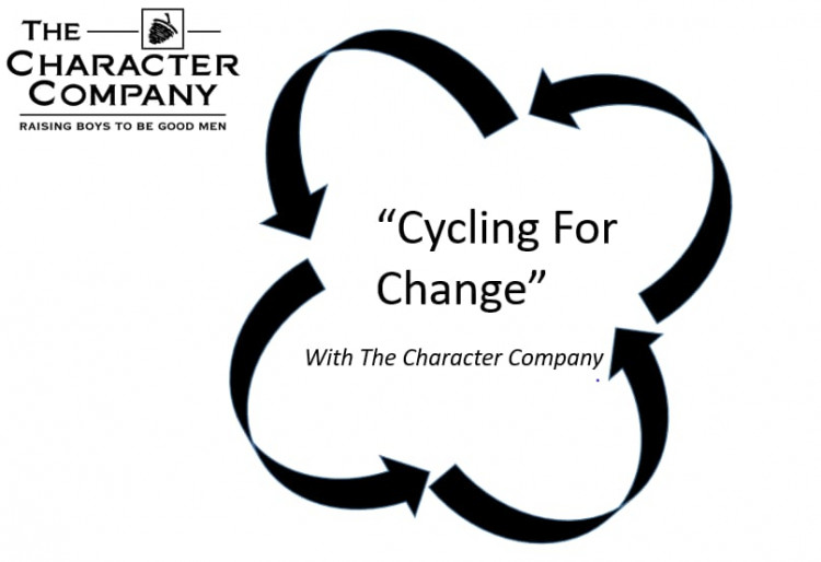 100km with Character - Team Cycling for Change
