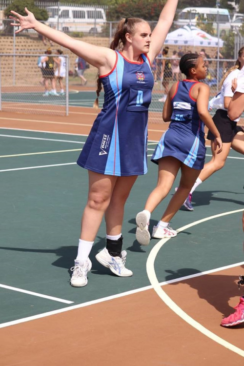 Netball Dream for Don-Marie