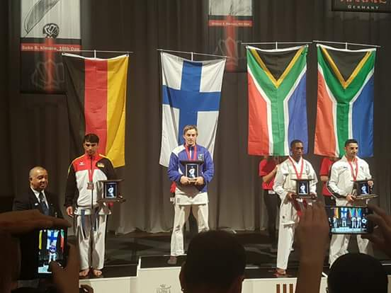 Kimura Shukokai International Karate 2018 SWEDEN World Tournament