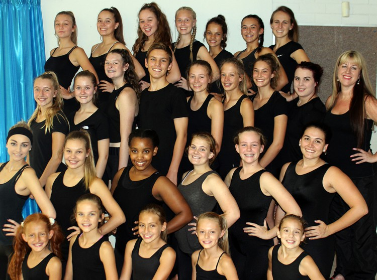 Dance Domination Marilize Griffiths to Represent SA at Disco World Champs