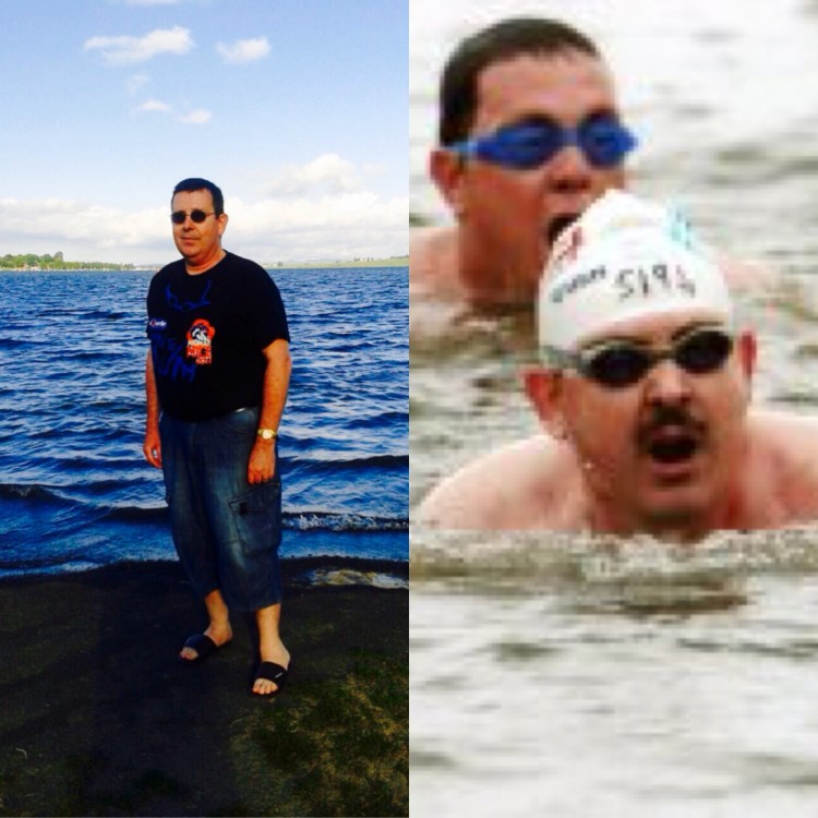 BLIND COUNCILLOR SWIMS FOR SHELTER IN TSHWANE 2018 (COMPLETED)