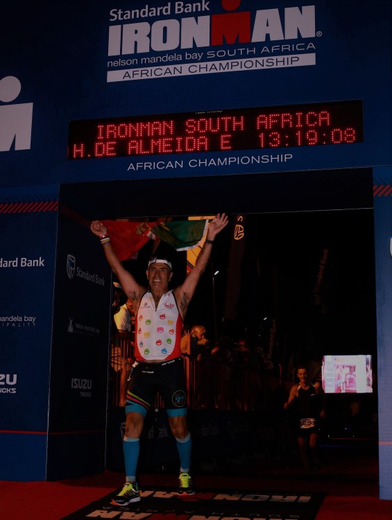 Helder's Ironman for Smile