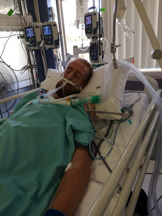 Cancer assistance for Johan Pretorius