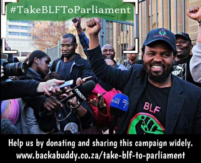 Take BLF To Parliament