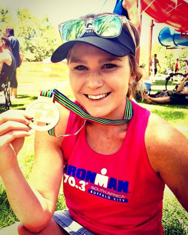 Help Fallon get to ITU World Champs - REPRESENTING Triathlon South Africa