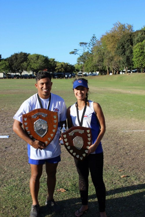 Nabeelah & Rafeeq's Road to Malaysia - Let's get this duo to the 2019 Touch Rugby World Cup