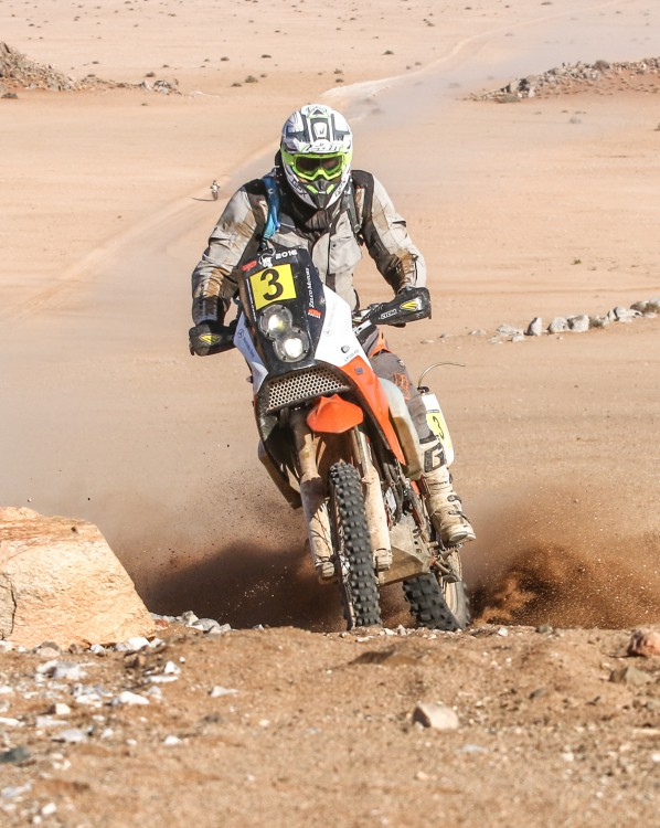 Willem to Dakar 2018