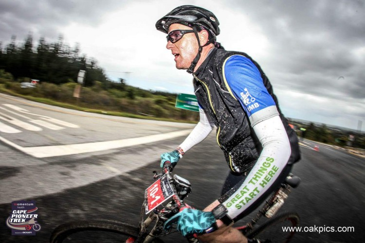 Andrew's Cape Epic Journey for Teddy Bear Foundation