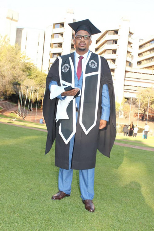 SA Master's Student to Present Paper in Czech Republic