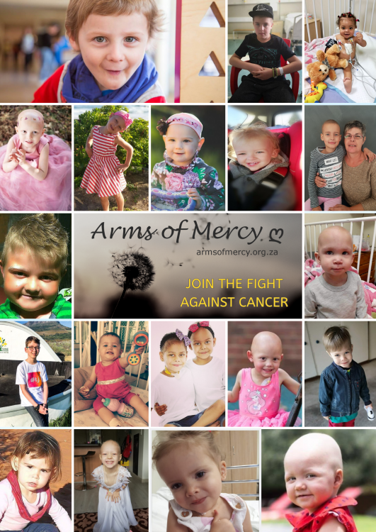 Changing the World for Children Living with Cancer