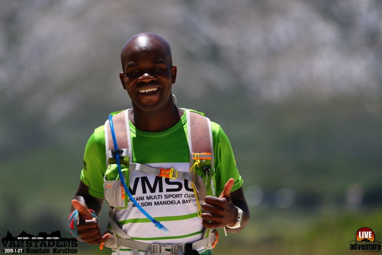 Khuliso's Addo Elephant Trail Run (76km) for Polio Eradication
