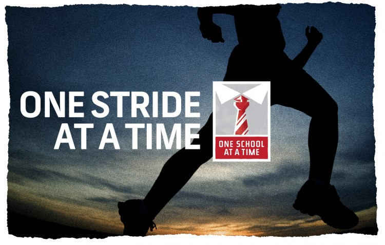 One Stride at a Time 2018