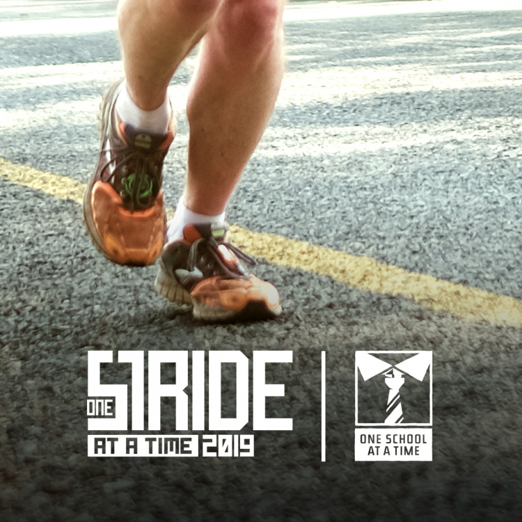 One Stride at a Time 2019
