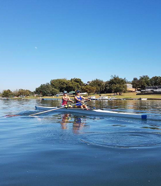 SA Junior Womens Pair