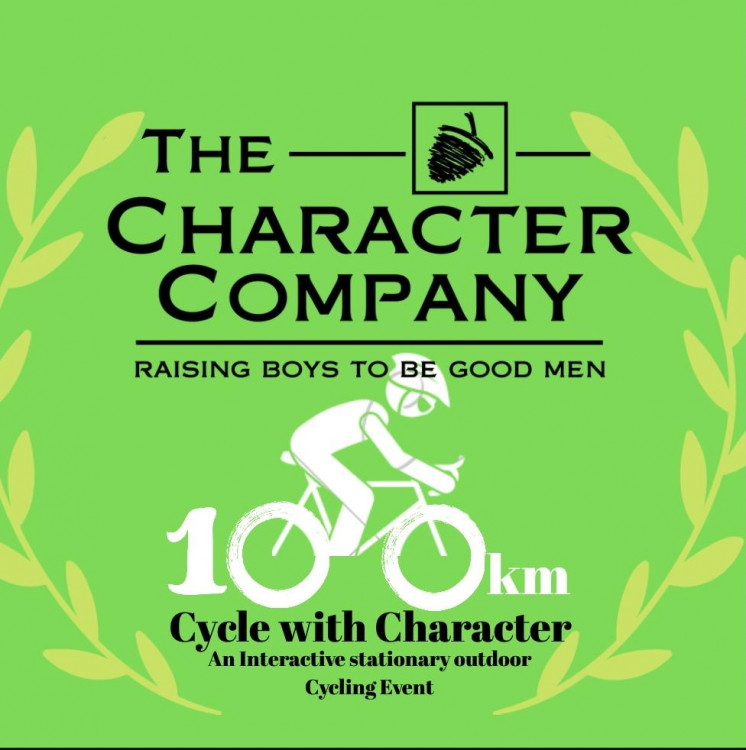 100km with Character - Team Now Media