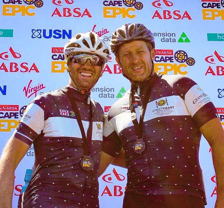 Cape Epic for a Cause 2018