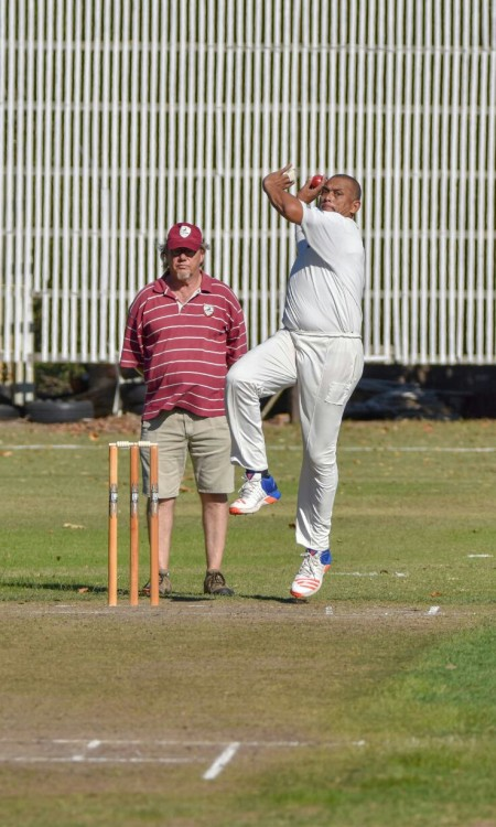 Please help Riaan to go to the Over 50s Cricket World Cup