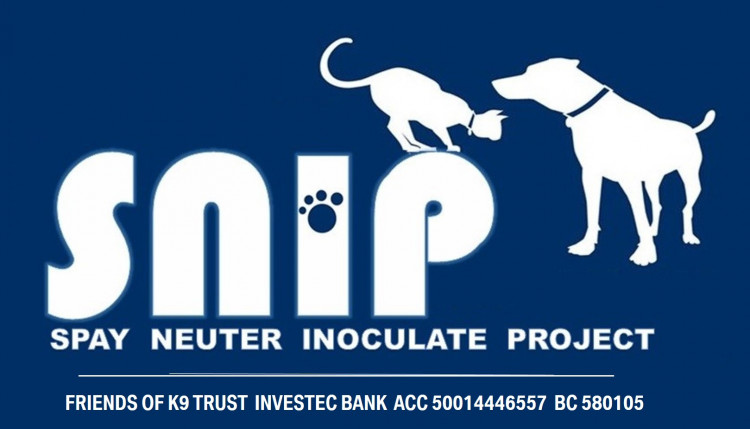 SNIP (Spay Neuter Inoculate Project)