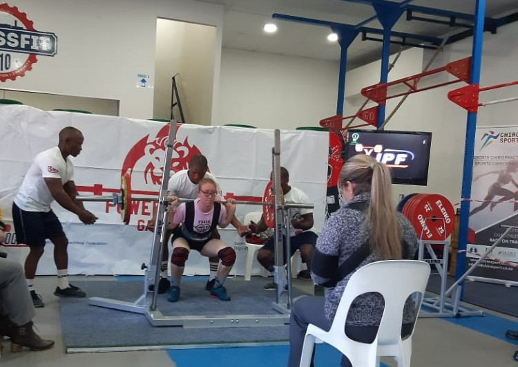 African Powerlifting Championships