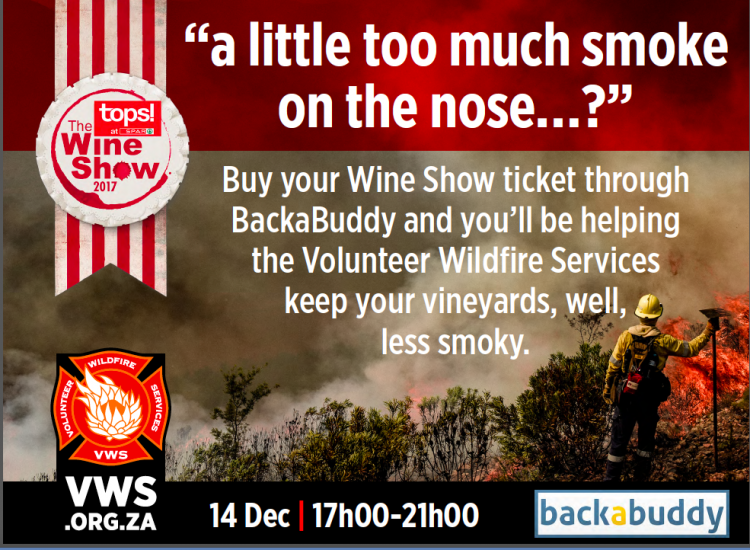 The TOPS at Spar Wine show for VWS