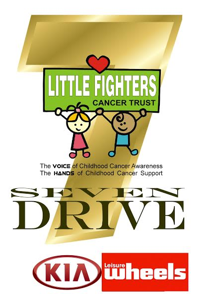SEVEN7 DRIVE for The Little Fighters Cancer Trust