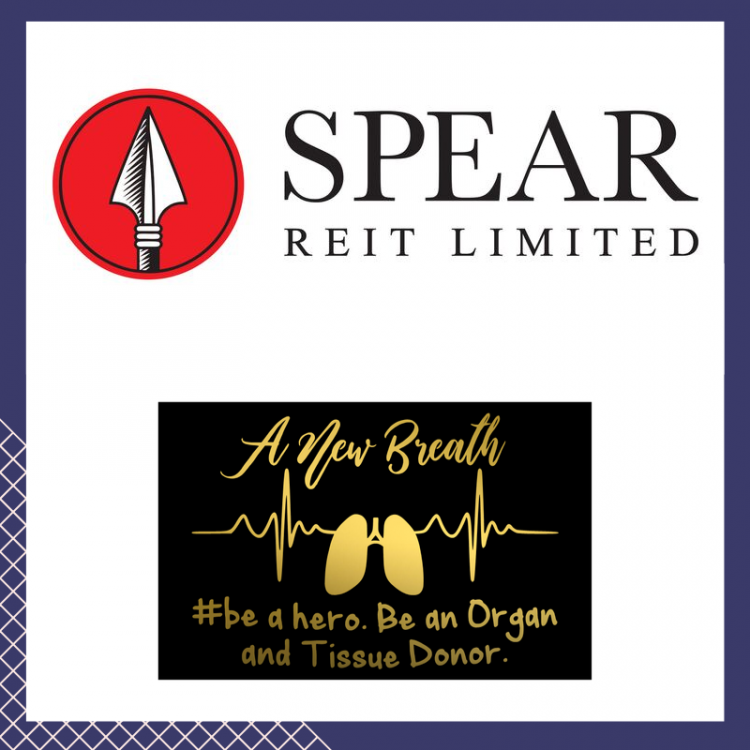 SPEAR Reit Limited for the Great Optimist Race