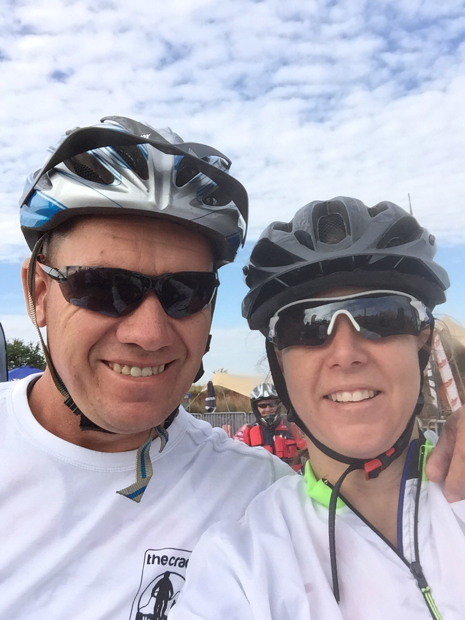 Louwrens and Cara's MTB Adventure 1