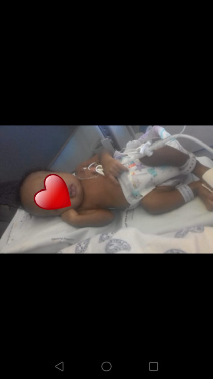 Support baby Micky in ICU