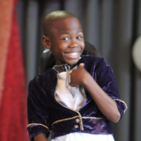 Help Nkosinathi Dance his Way to Success