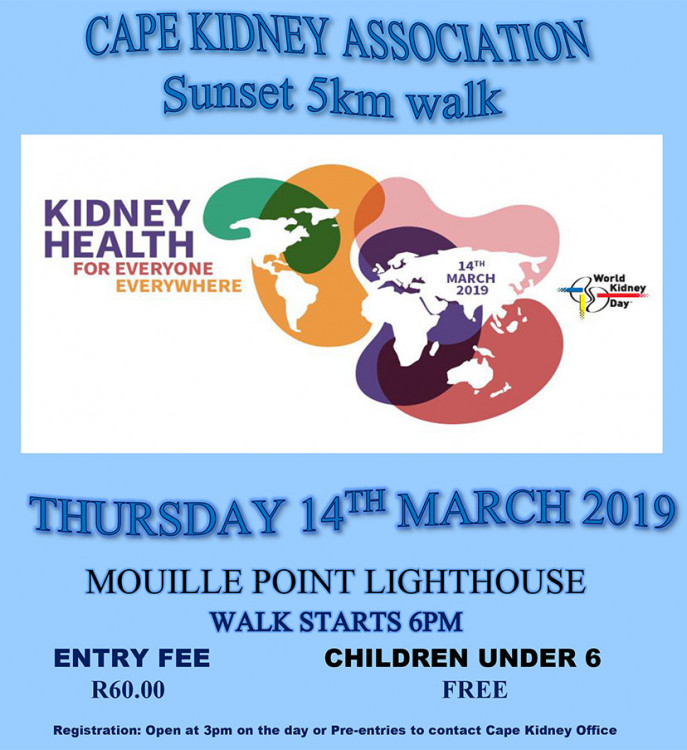 World Kidney Day Campaign 2019