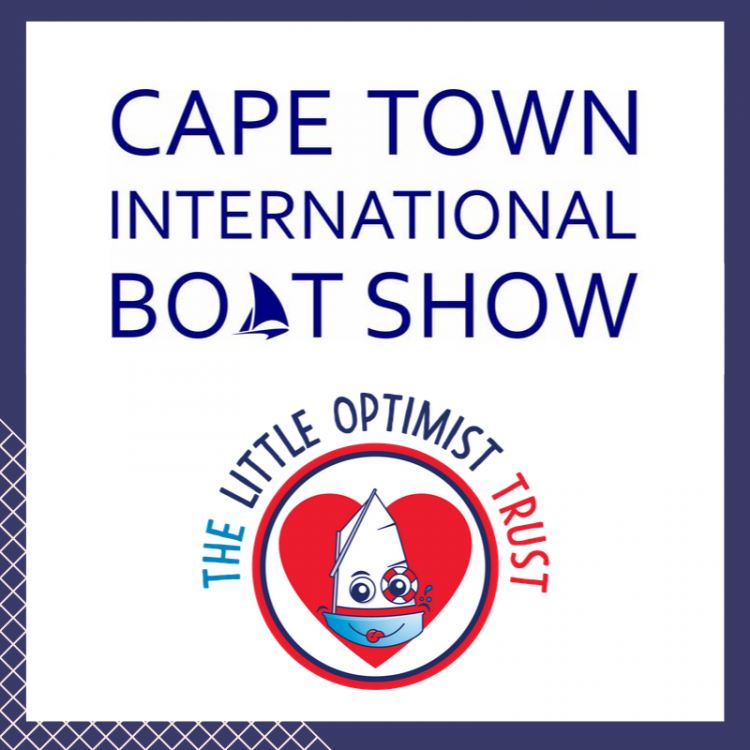 Cape Town International Boat Show Optimist for The Great Optimist Race