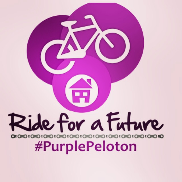The Purple Pedal Power Project