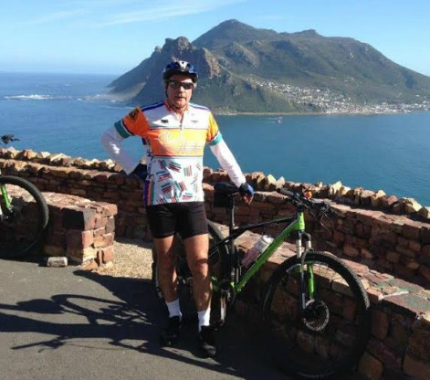 Udo's Cape Town Cycle Tour 2017 for Mamelani Projects